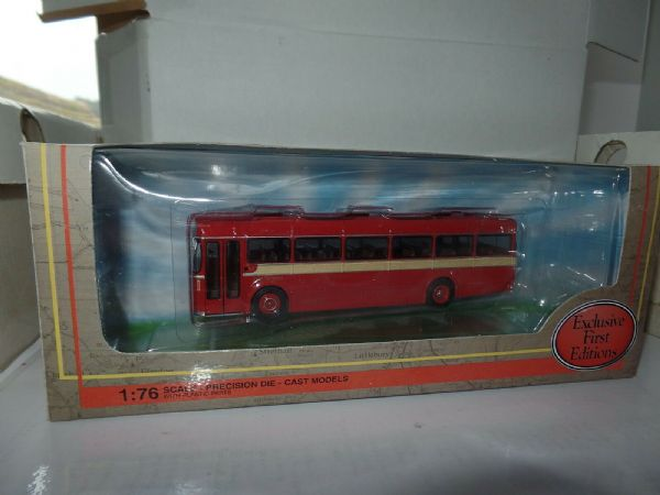 EFE 35304 Leyland Leopard Bus Coach 36'  BET Body 2 Lamps Isle Of Man